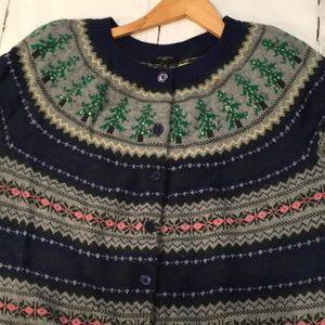 Talbots Lambswool Sweater, Super soft